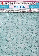 Декупажная карта-бумага 40*60см Santi 2л. Vintage 952483
