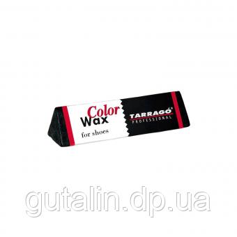 Воск-карандаш для подошв, рантов и каблуков Tarrago Color Wax (Для машинной полировки) 140 гр цвет тем.коричн