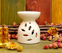 """Аромалампа """"Ветка"""" из керамики"""