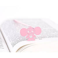 Закладка для книг Чебурашка