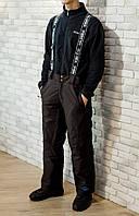 Мужские горнолыжные штаны  Columbia Omni-Heat