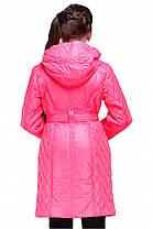 Красивый осенний для девочки с утеплителем, фото 3
