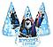 Колпак карнавальный Bonita Холодное сердце 15 см