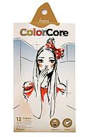Карандаши цветные 12цв. MARCO Colorcore 3130-12CB