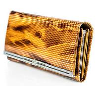 Кошелёк кожаный BALISA 806-96-64 Коричневый светлый