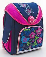 Рюкзак (ранец) 1 Вересня школьный каркасный 552075 Bird H-15 36*24,5*13,5см