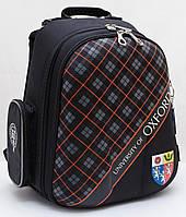 Рюкзак (ранец) 1 Вересня школьный каркасный 552577 Oxford X177 38*30*15см