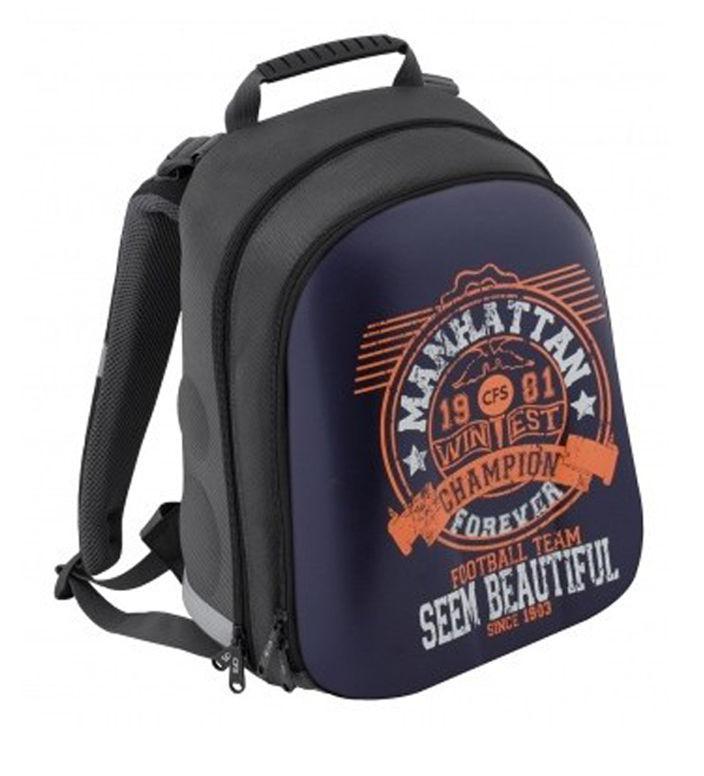 Рюкзак (ранец) школьный каркасный Cool For School мод. 730 CF85461 Manhattan