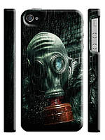 Чехол Stalker 2 Противогаз для iPhone 4/4s
