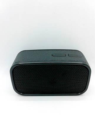 Портативная колонка BT463 (N11) (bluetooth 3.0+EDR, FM) black - Акционная цена!, фото 2
