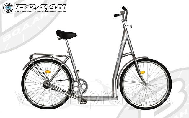 Старт продаж велосипеда Водан ВС-240