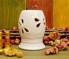 "Аромалампа керамика ""Стрекозы"" (4 цвета)"