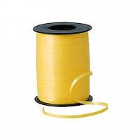 Лента для шариков. Цвет: Жёлтый. Длина: 250м. Пр-во:Украина.