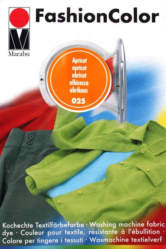 Краситель для ткани MARABU 30мл 174023025 Абрикосовый