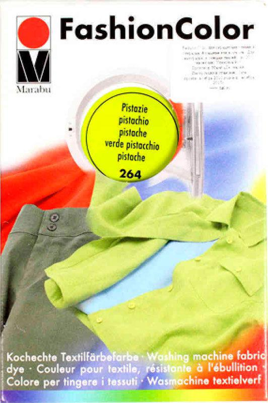 Краситель для ткани MARABU 30мл 174023264 Фисташковый