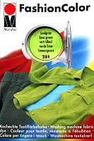Краситель для ткани MARABU 30мл 174023281 Зеленый лайм