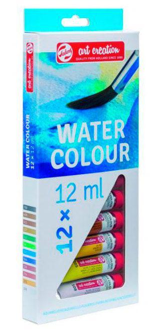 Краски акварельные ArtCreation Combiset набор 12цв. по 12мл Royal Talens 9022012M