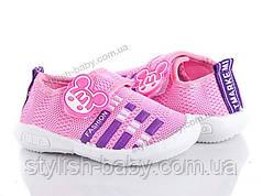 Детская обувь оптом. Детская спортивная обувь бренда GFB (Канарейка) для девочек (рр. с 16 по 21)