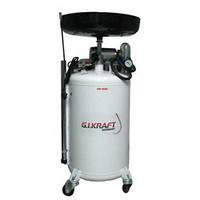 Установка для слива и откачки масла с электронасосом (80л.) G.I. KRAFT HD-806AC