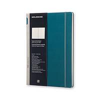Блокнот Moleskine Workbook A4 Твердый Клетка Шалфей