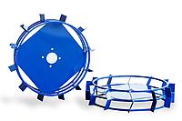 Грунтозацепы для мотоблока 560/130 (квадрат 10х10)