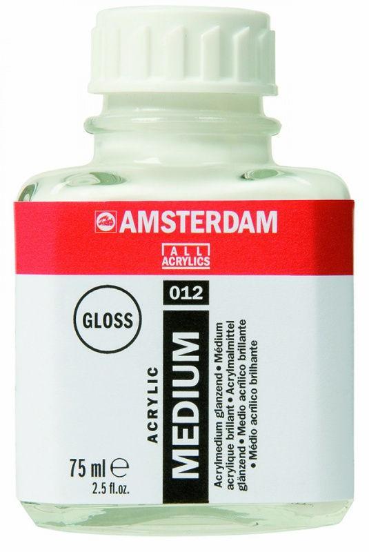 Медиум для акрила Amsterdam Royal Talens 75мл глянцевый 24283012