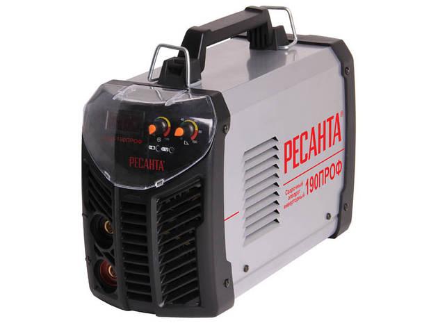 Сварочный аппарат инверторный Ресанта САИ 190 ПРОФ