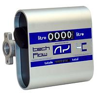 Счетчик TECH FLOW 3C для дизтоплива и легких масел