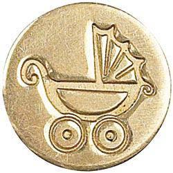 Насадка для сургучной печати, Manuscript Детская колыбель 95200012