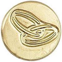 Насадка для сургучной печати, Manuscript Обручальные кольца 95200003