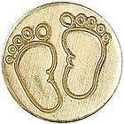 Насадка для сургучной печати, Manuscript Детские ножки 95200001