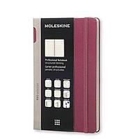 Блокнот Moleskine PRO Средний A5 Бургунди