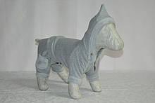 Костюм для собак Турист серый, фото 3