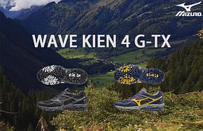 7c31c2c0 Кроссовки Mizuno Wave Kien 4 GoreTex J1GJ1759-36, фото 2