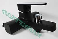 Смеситель для ванны Mixxus Missouri Black 009 Черный