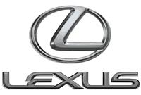 Дефлекторы капота Lexus