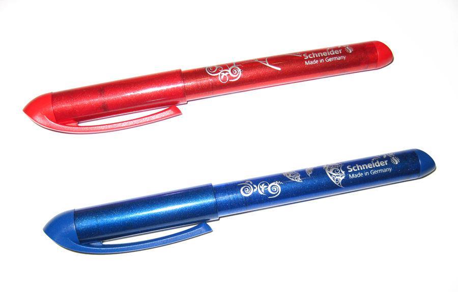 Ручка перьевая SCHNEIDER Spider открытое перо 606165