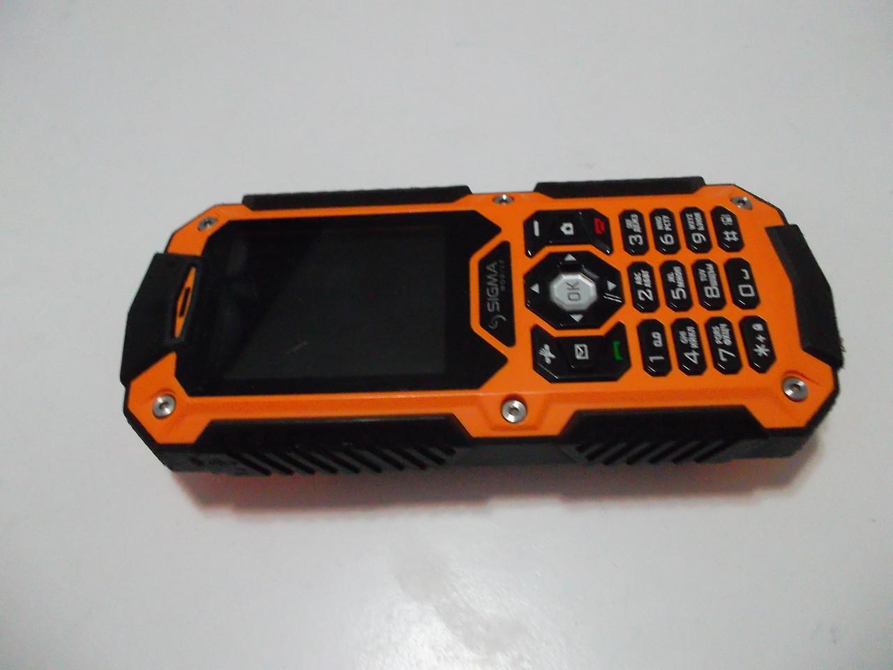 Мобильный телефон Sigma x-treame 67 №4190