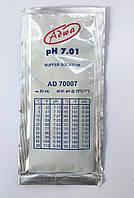 Готовый калибровочный раствор ADWA  для РН-метров РН 7.01