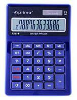 Калькулятор OPTIMA 12 разрядов 171*120*36мм 75514