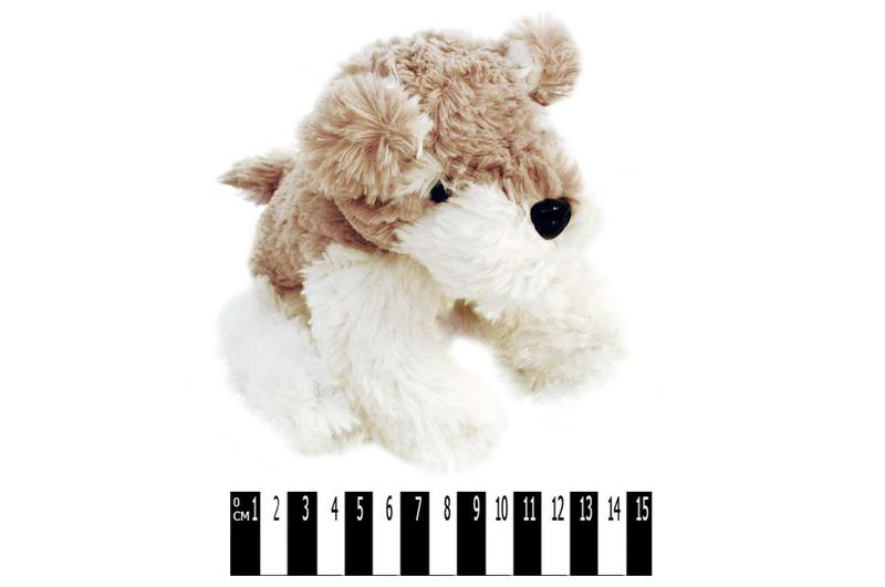 Мягкая игрушка Щенок музыкальный F2002B, собачка 20cм