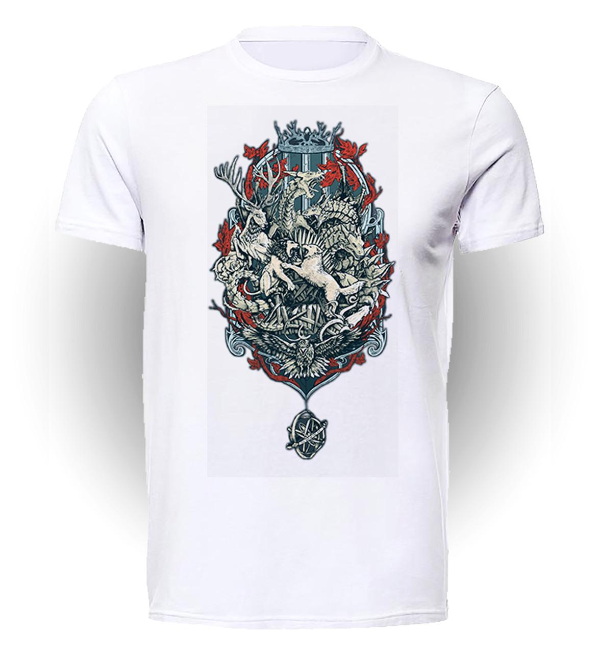 Футболка GeekLand Игра Престолов Games of Thrones art GT.01.039