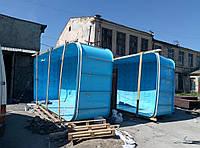 Бассейны из полипропилена. Продажа пластиковых бассейнов