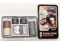 I5-62 Набор 80 фишек для Покера
