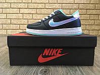 Nike Force бирюза