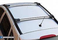 Багажник на рейлинги Hyundai Matrix 2001- хром/Багажник   Хюндай Матрикс 2001-
