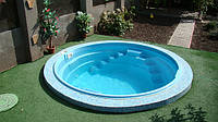 Бассейны из стеклопластика. Продажа композитных бассейнов