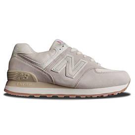 Женские кроссовки New Balance 574 Pastel Beige