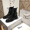 Стильные женские ботинки Christian Dior