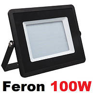Светодиодный LED прожектор Feron LL-922 100W 6000Lm 6400K